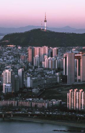 Seoul by tgaweco