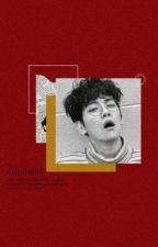Mi Nerd ☁︎ Byun Baekhyun  by -glaxyunicorni