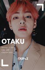 Otaku ➹ VKook by Castleplz