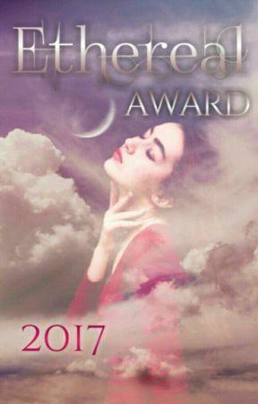 Ethereal Award 2017 by CelestialAward