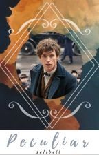 Peculiar [Newt Scamander x Reader] by delibell
