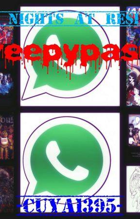 Five Nights at Resident Creepypasta Whatsapp ☺ by -Cuya1395-