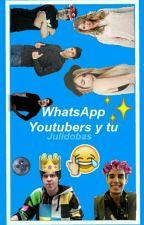 WhatsApp Youtubers y tú by dxblas