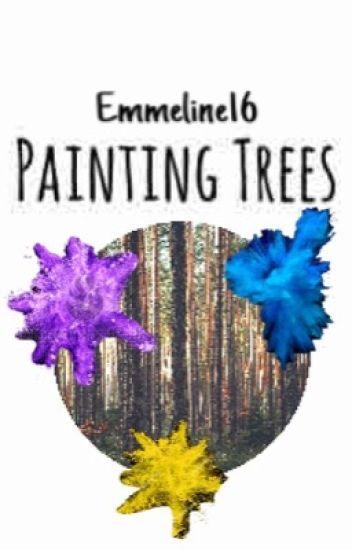 Painting Trees >> Bill Weasley