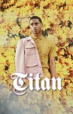 Titan ▽ SCOTT SUMMERS by boywonder-