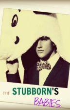 Mr. STUBBORN'S BABIES by AkoCMissArki