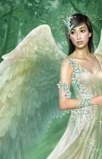 Nialla und die blaue Magie by flying-flow