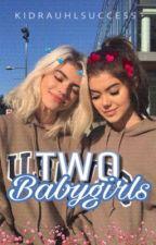 two babygirls ➳ jb by kidrauhlsuccess
