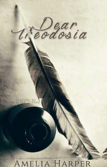 Dear Theodosia  by Spruce_Goose