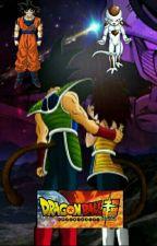 Dragon Ball Super Alternativo - Bardock y Gine by SansonZ