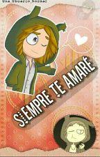 Siempre te Amare (Springtrap y Tú) ||Terminada|| by Una_Simple_Loca