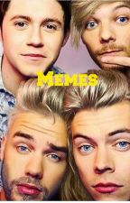 Memes- One Direction by BrendaPierport