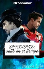DETECTIVES: Salto En El Tiempo by moncelite