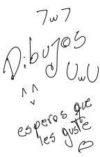 dibujos y mi progreso. by PieDulceAmargo