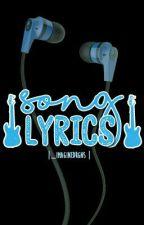 Song Lyrics by flametta