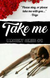 Take Me (Archery series #1) by Amazonaaaang