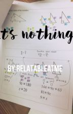 It's nothing;2jae by relatableatme