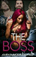 THE BOSS *Aj Style,Seth Rollins y Dean ambrose* by Mica_bliss