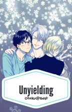 Unyielding - Yuri On Ice Reader Insert by Otaku_at_best