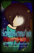 Herabrienna'nın Creepypasta Efsanesi  by HEROBRINE-IN-KIZI