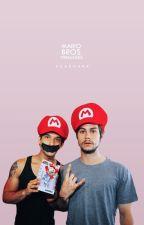 Mario Bros Premades (Cerrado) by xcash40x