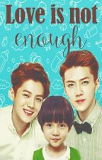 Love is not enough by SGPink