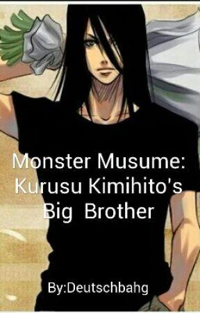 Monster Musume: Kurusu Kimihito's Big  Brother by Deutschbahg