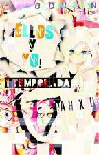 Ellos Y Yo (FNAFHS x Tu) by -Jxst_MxnDxnL-