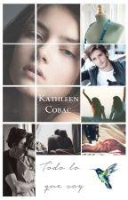 Todo Lo que Soy by KathleenCobac