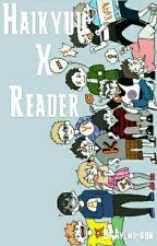 Haikyuu!! x reader by Ayumi-kun