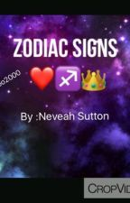 Zodiac Signs  by neveahboo2000