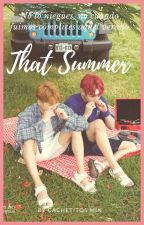 That summer  (JiKook) by CachetitosMin