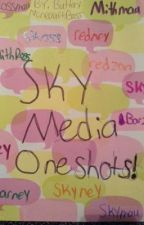 Skymedia Oneshots (Completed) by ButteryMinecraftBoss