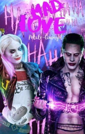 "Joker y tu:""Mad Love"" by Wabba-Hudson"