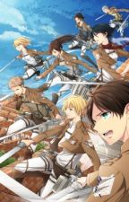 Attack on Titan x Reader by AssassinAngel978