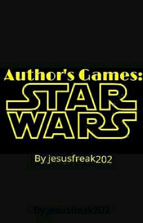 Author's Games: Star Wars by jesusfreak202