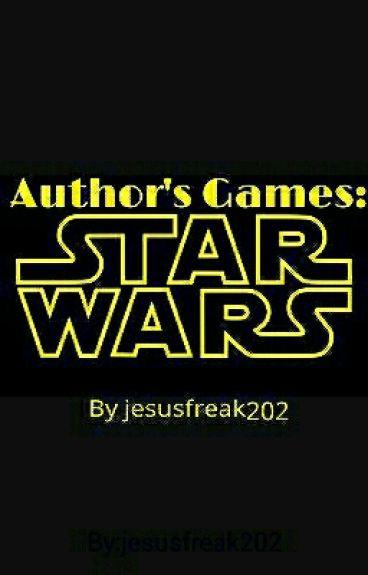 Author's Games: Star Wars by jesusfreak202