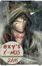   Exy's Xmas   I'm sorry grandpa by TheBaddus