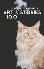art & stories 10.0 by sleepykittystudios