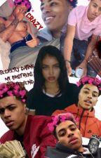secretly dating my brothers bestfriend by OjibwePrincess