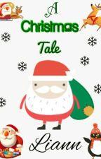 A Christmas Tale  by liann_blackstarrr