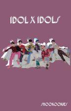 Idol x Idols ( BTS x Idol! Reader)  by PusheentheNeko
