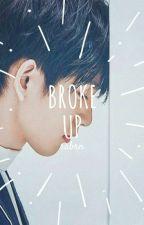 Broke Up  +jinyoung, nayeon by s-ayang