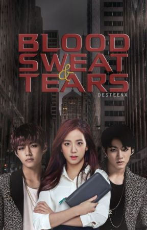Blood Sweat & Tears: Mystery of Bangtan City // English Version by jannuhbananuh