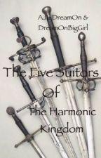 Five Suitors by LunaSaturn