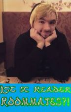 My Hero At Home - Jacksepticeye X Reader by time2septic