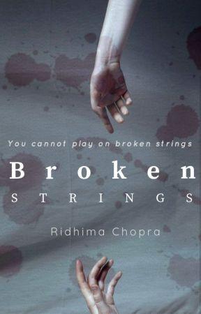 Broken Strings by Aquila_Lyn