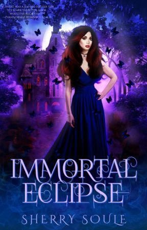 IMMORTAL ECLIPSE - Sizzling Paranormal Romance by sherry_soule