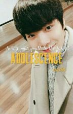 Adolescence; 98-line by almostyong