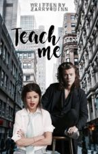 Teach me // h.s. by zarryquinn